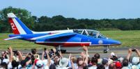Во Франции с размахом отметили 100 годовщину военной авиабазы