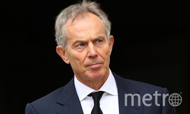 Тони Блэр – новый председатель ЕСТП. .