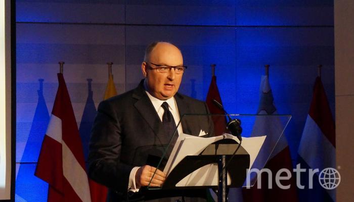 Вячеслав Моше Кантор – президент ЕСТП и Европейского еврейского конгресса.
