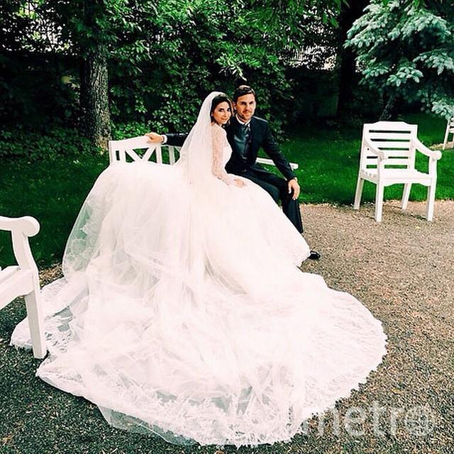 свадьба галина юдашкина и петр максаков фото для