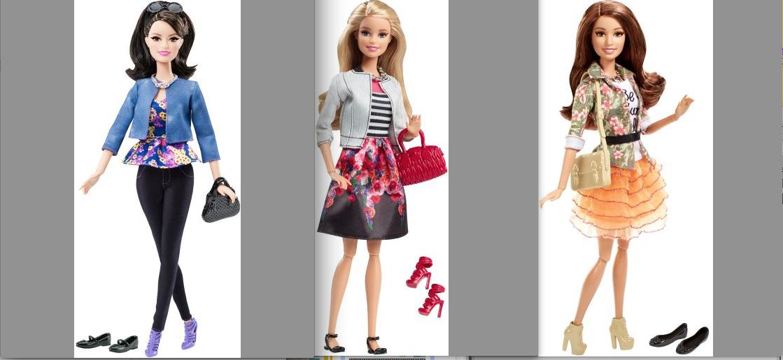 Barbie.