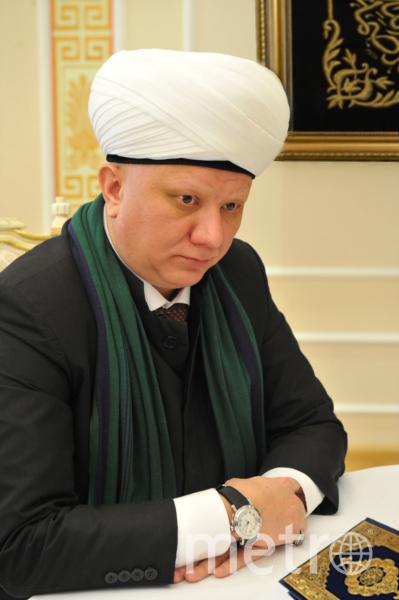 Пресс-служба Духовного управления мусульман.