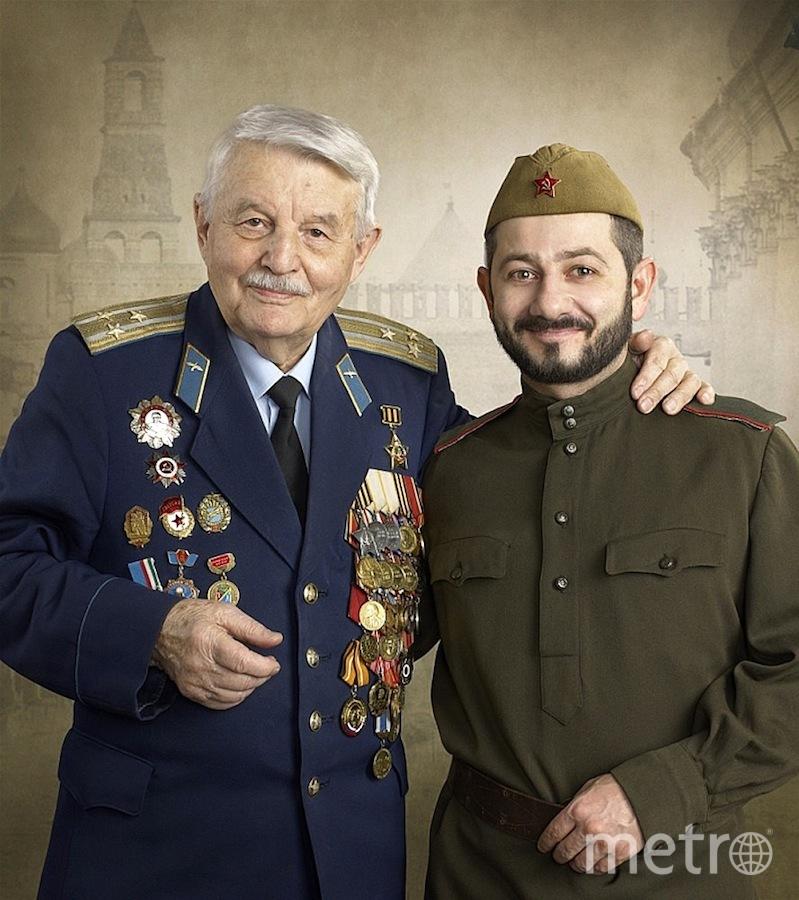 Звезды ветеранам.