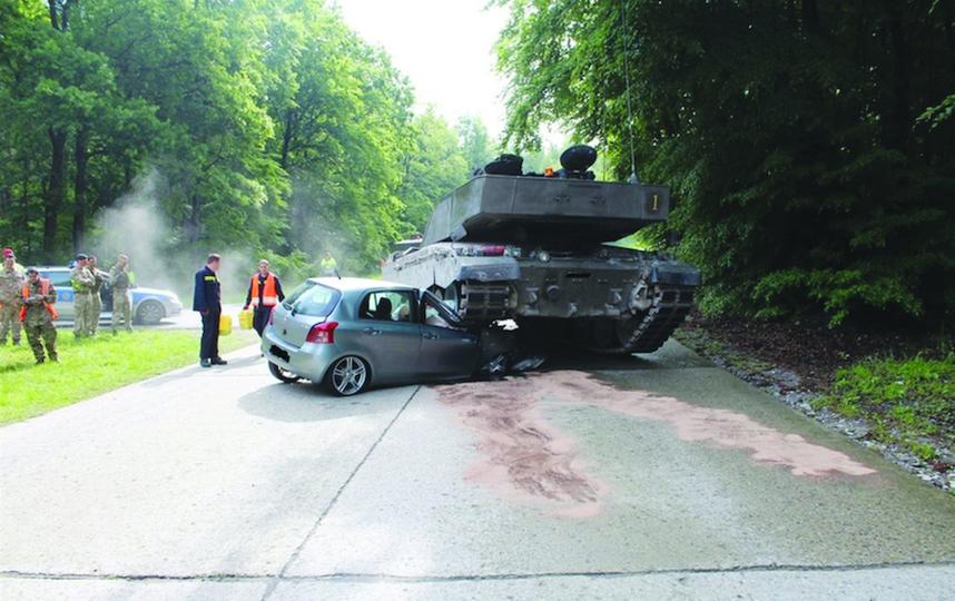 Полицейское управление Lippe.