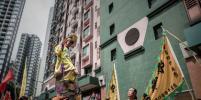 В Гонконге прошёл фестиваль, посвящённый покровителю моряков Там Кунгу