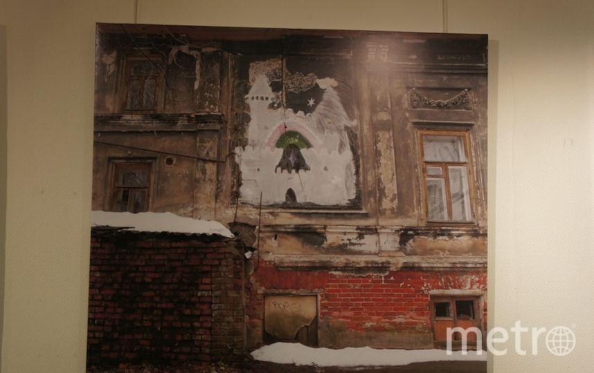 """предоставлено галереей """"Нагорная""""."""