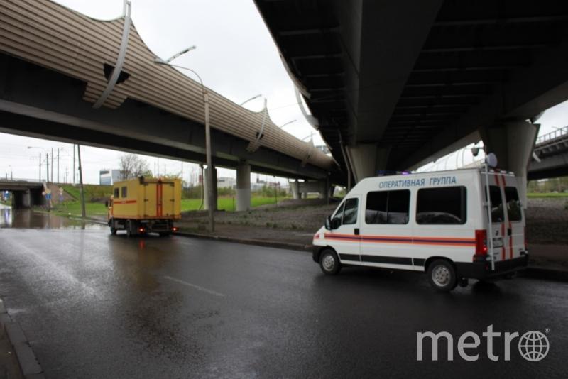 ГУ МЧС России по Петербургу.