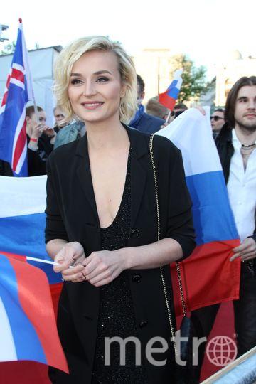 Анна Симоянова.