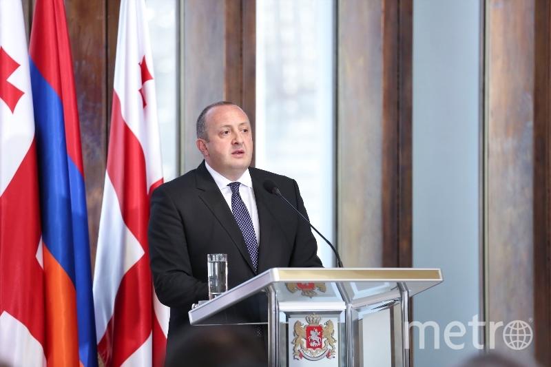 Все фото: Официальный сайт президента Грузии.