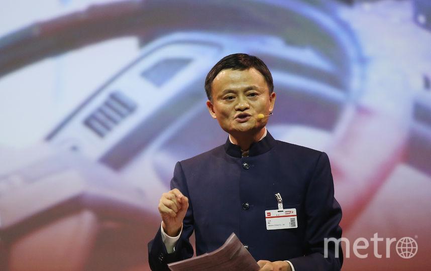 Getty / Джек Ма, основатель Alibaba Group. 33-й в списке Forbes (24,1 млрд долларов личного состояни.
