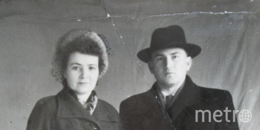 из семейного архива Натальи Елисеевой.