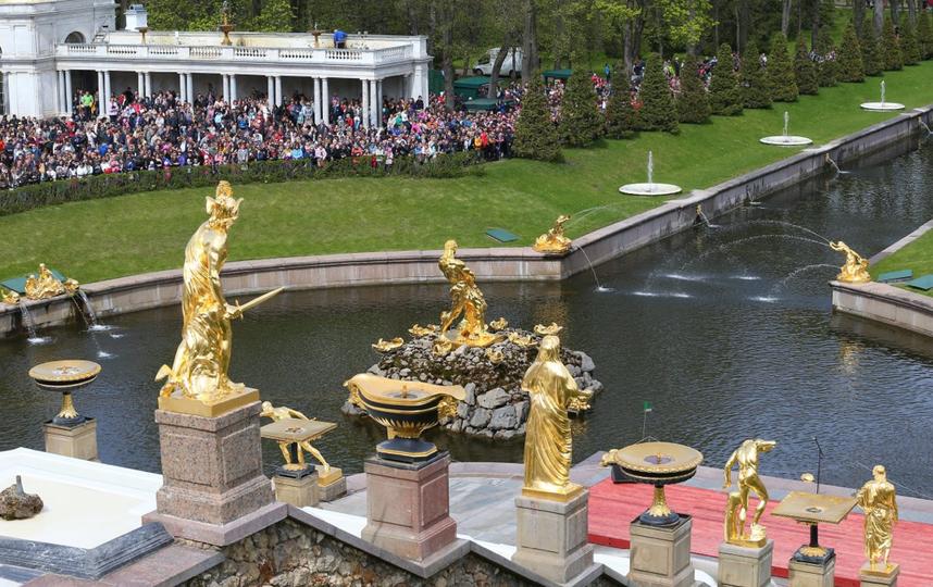 с официального сайта Администрации Санкт-Петербурга.