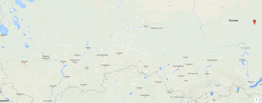 скриншот/Google.com/maps.