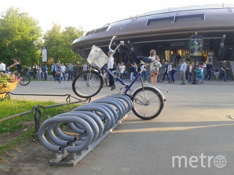 """""""Велосипедизация Санкт-Петербурга""""."""