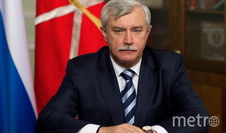 пресс-служба администрации Санкт-Петербурга / gov.spb.ru.