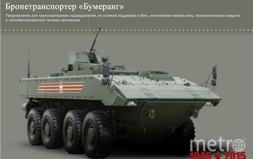 Министерство обороны РФ / http://mil.ru.