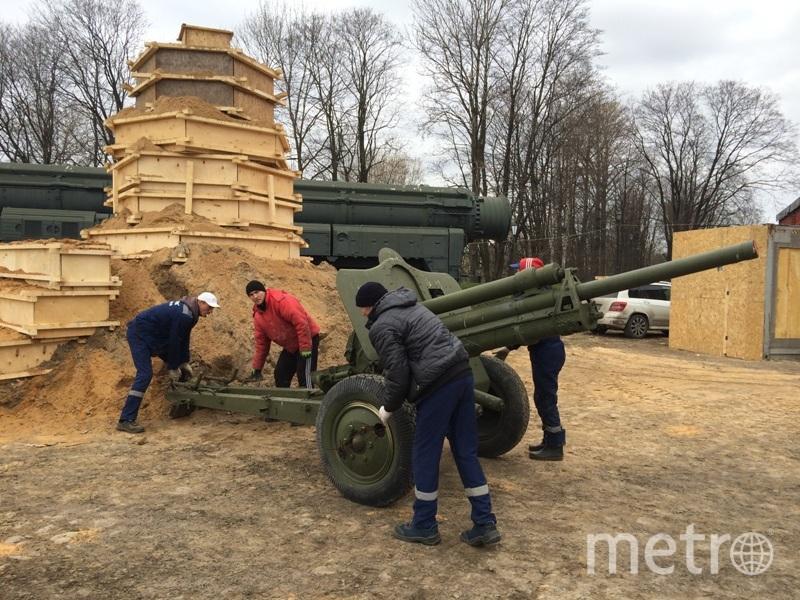 предоставлено Музеем артиллерии.