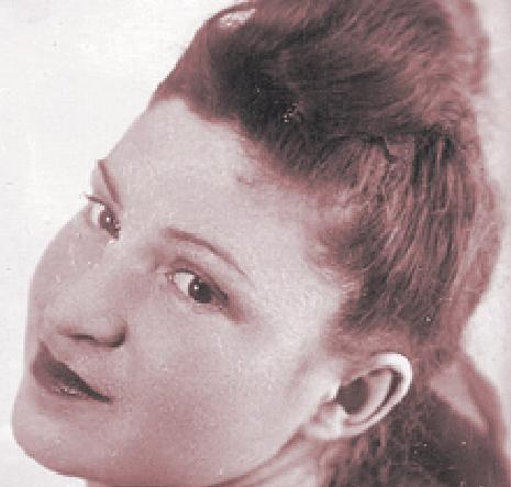 из личного архива Миры Буриевой.