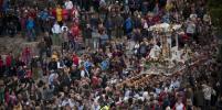 В Андалусии состоялось ежегодное шествие к святилищу Девы Марии