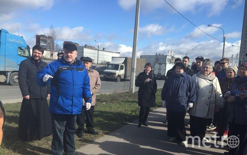 пресс-служба администрации Невского района .