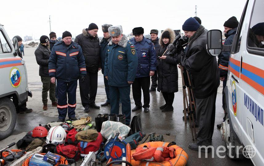 Все фото: МЧС России по Новосибирской области.