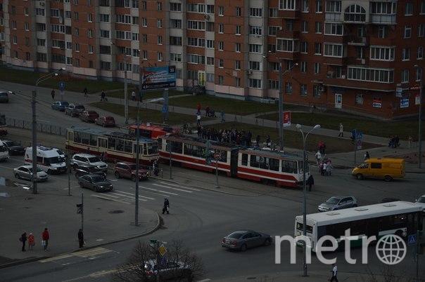 ДТП и ЧП Петербурга / https://vk.com/spb_today /Uriy Trusov.
