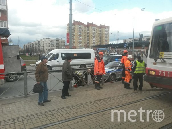 ДТП и ЧП Петербурга / https://vk.com/spb_today.