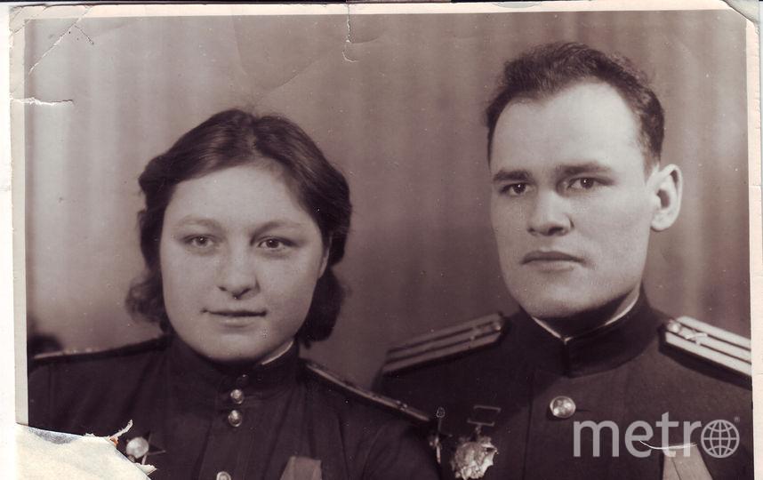 фото из семейного архива Виктора Леонидова.