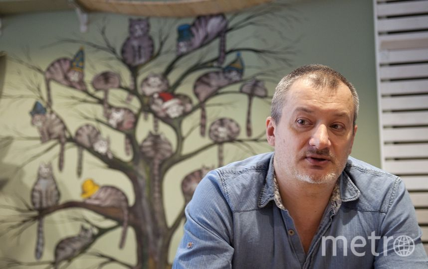 Александр Кочубей.