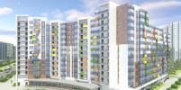 Начались продажи квартир в ЖК