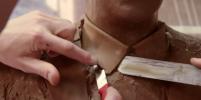 В Лондоне сделали шоколадную фигуру Камбербэтча в натуральную величину