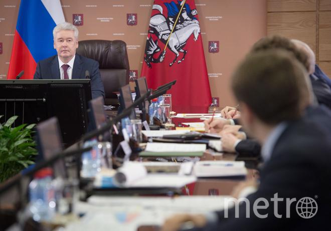 Пресс-служба мэра и правительства Москвы.