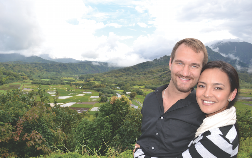 The Vujicic Family.