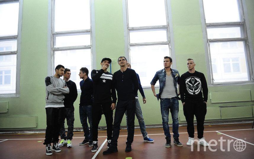 "Фото пресс-служба ""Динамо""."