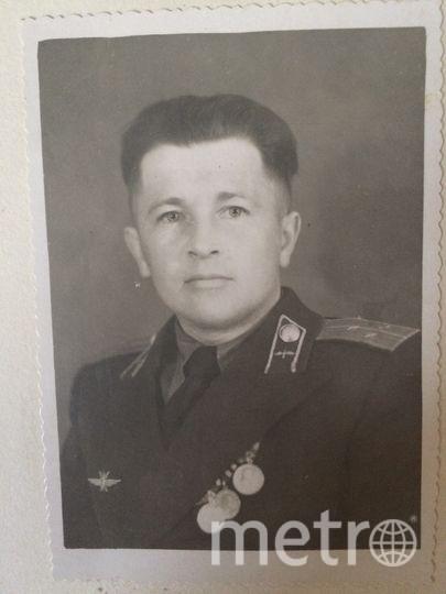 из семейного архива Александра Машарова.