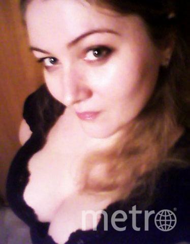 Екатерина Хворостянникова, 34 года.