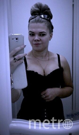 Дарья Максимова, 19 лет.