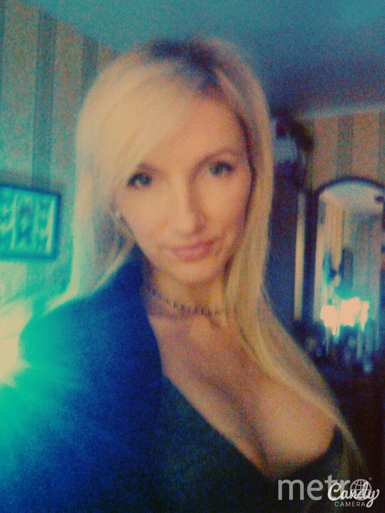 Тынянская Олеся, 39 лет.