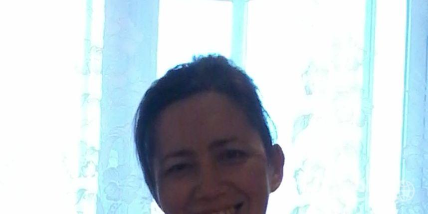 Арапова Нина, 44 года.