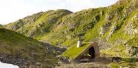 В Норвегии построили мини-дом для одиночки