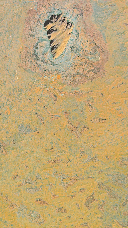 НАСА / aerialwallpapers.tumblr.com.