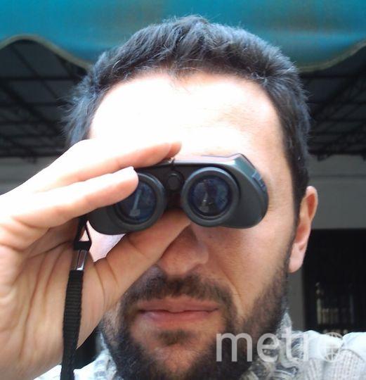 Alberto Frigo.