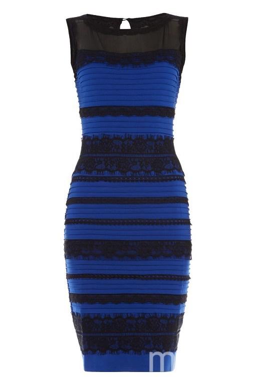 Бело золотое платье или сине черное картинки