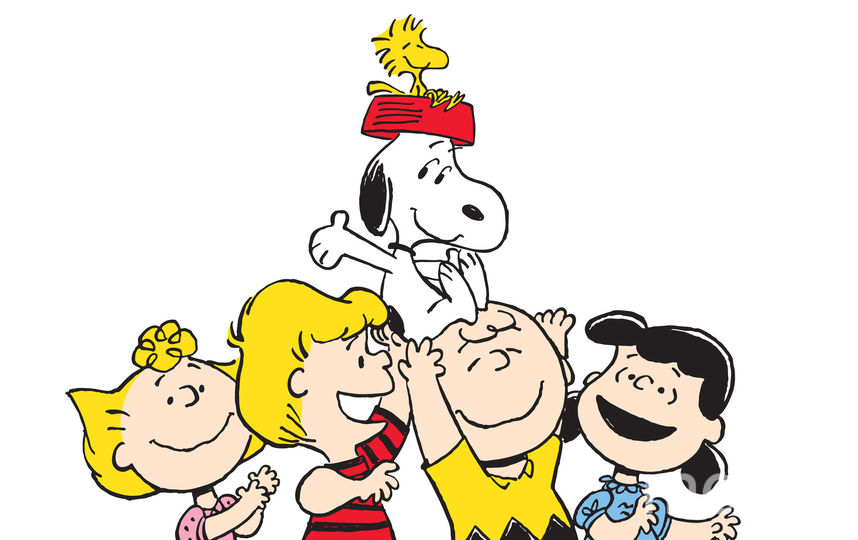 все фото: PEANUTS © 2015 Peanuts Worldwide LLC.