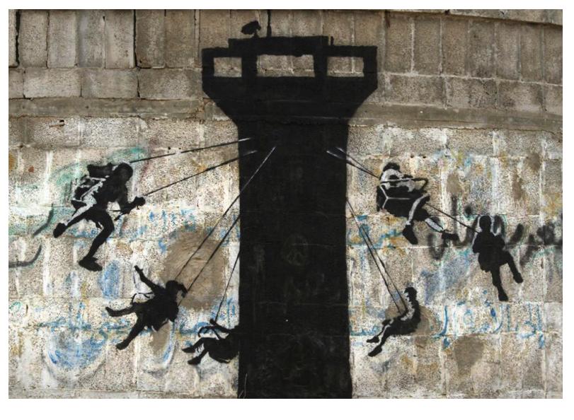 Скриншот с сайта banksy.co.uk.