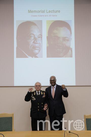 фото предоставлено посольством ЮАР в России.