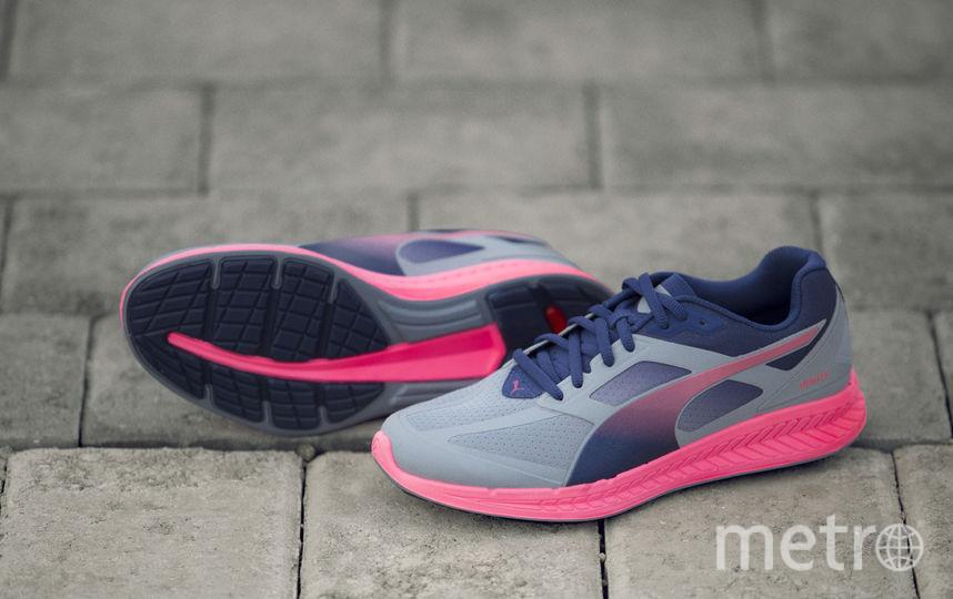 bba702d0 Усэйн Болт представил новые беговые кроссовки PUMA IGNITE в Нью-Йорке