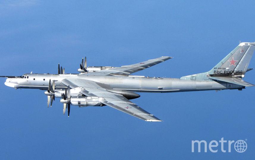 Tu-95MS - RAF/MOD/Wikipedia.org.
