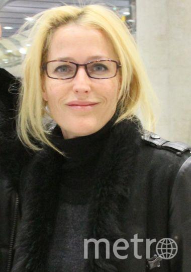 Анна Лаврова.