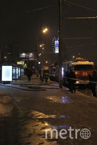 ГУ МЧС РФ по Москве  / Елена Буколова.